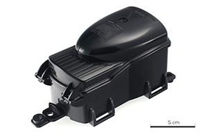 Boitier électrique de raccordement en PC / ABS ignifugé V0