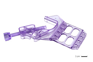 Conception et réalisation d'un système de suspente médical
