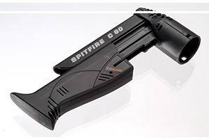 Système de chargeur pour outils de pose, réalisé en matière a haute résistance aux chocs